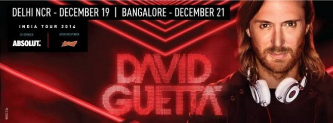 David Guetta India Tour 2014: Where To Buy Concert Passes in Delhi and Bangalore; Find Venue Details, Dates and Timings