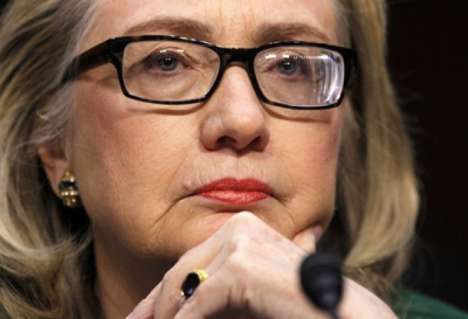 Hillary Clinton: I should have used government email account