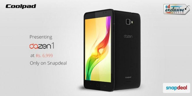 Coolpad Officially Launches Dazen 1, X7 in India