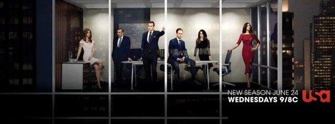 Suits returns with season 5 on 24 June