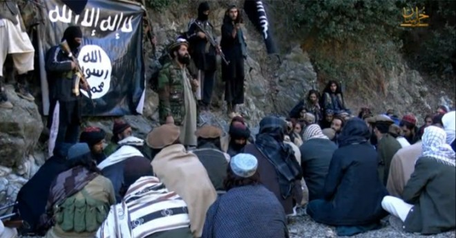 Several Taliban leaders have joined Isis