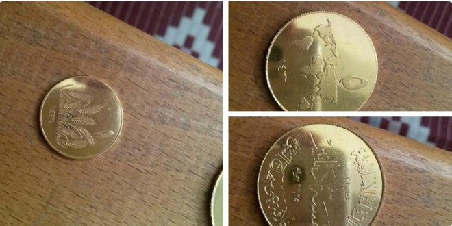 Isis coin