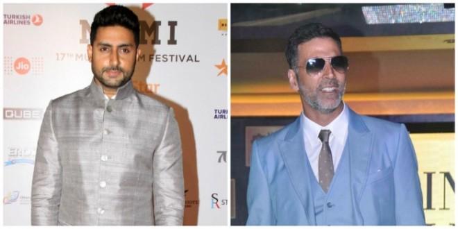 Akshay Kumar , Abhishek Bachchan