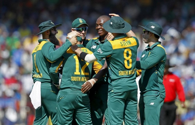 South Africa ODI series