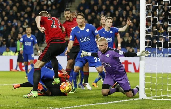 Leicester City West Brom Kasper Schmeichel