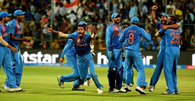 Hardik Pandya India Bangladesh World T20 2016