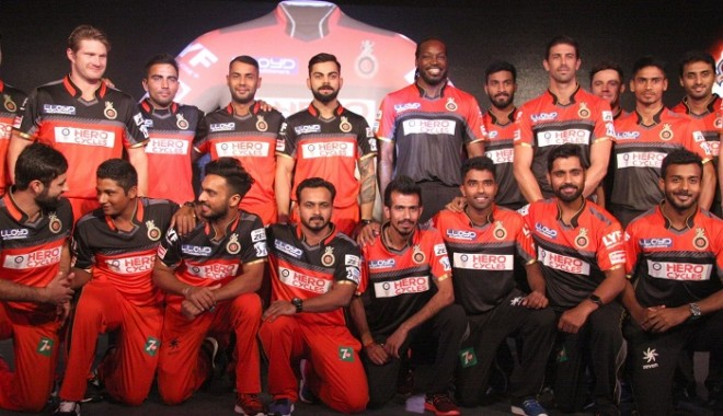 IPL 2016 RCB