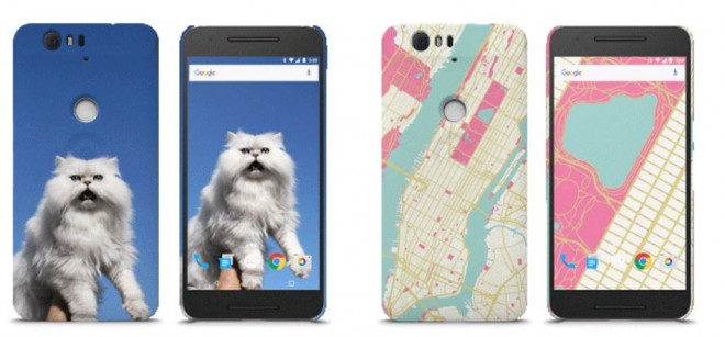 Google launches custom snap-on Live Case for Nexus series phones