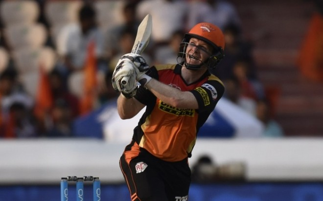 Eoin Morgan Sunrisers Hyderabad