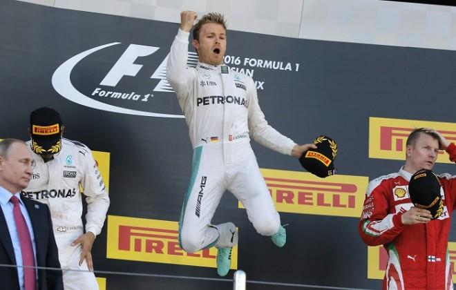 Hamilton Rosberg Raikkonen