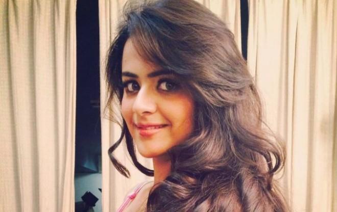 """Anuja Sathe meets """"Diya Aur Baati Hum"""" actress Prachi Tehlan. Pictured: Prachi Tehlan"""