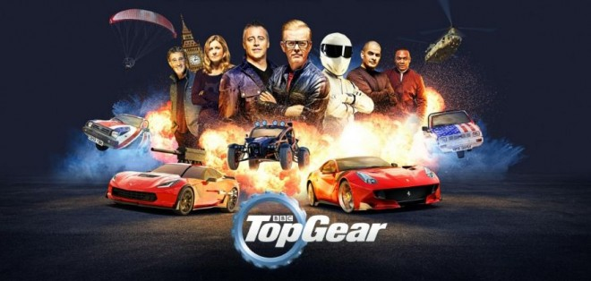 Top gear premieres on Sunday, May 29