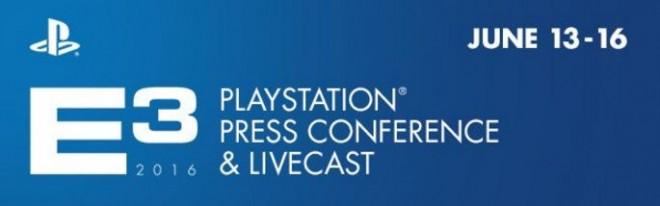 Sony at E3 2016