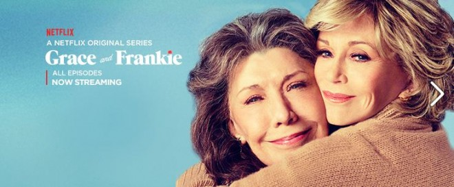 """""""Grace and Frankie"""" has been renewed for Season 3"""