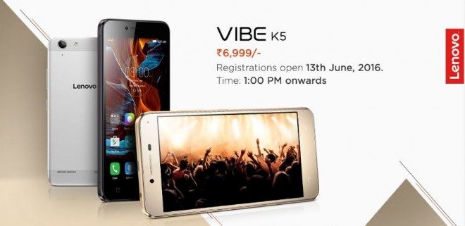 Lenovo K5 with Qualcomm Snapdragon 415 octa-core SoC launched in India; price, specifications