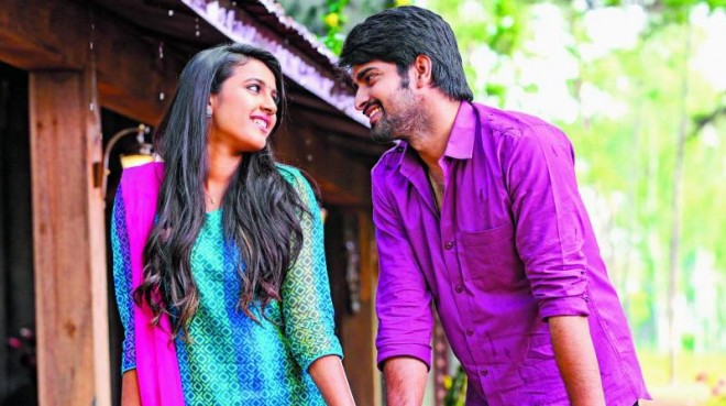 NIHARIKA AND NAGA SOURYA  ON BREAKUP CARDS!