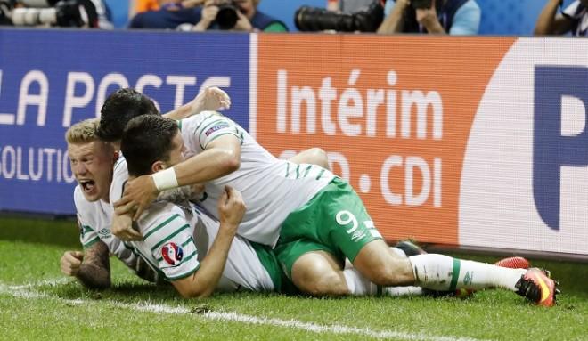 Ireland Robbie Brady