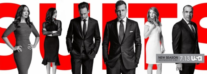 """Suits"" Season 6"