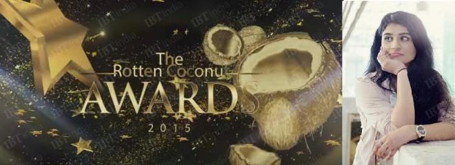 Lakshmi Menon announces Rotten Coconut Awards 2015