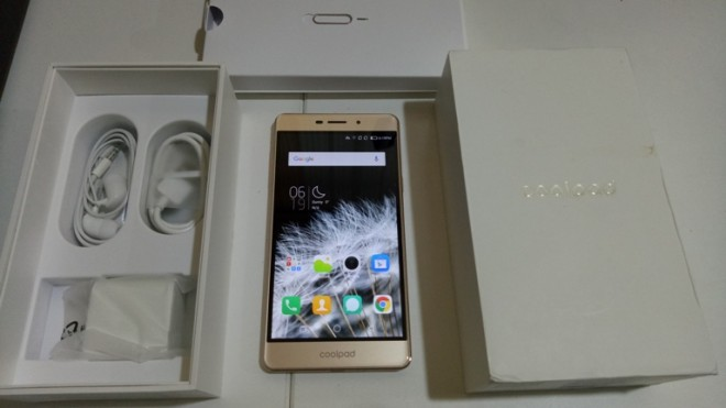 Coolpad Mega 2.5D First Look