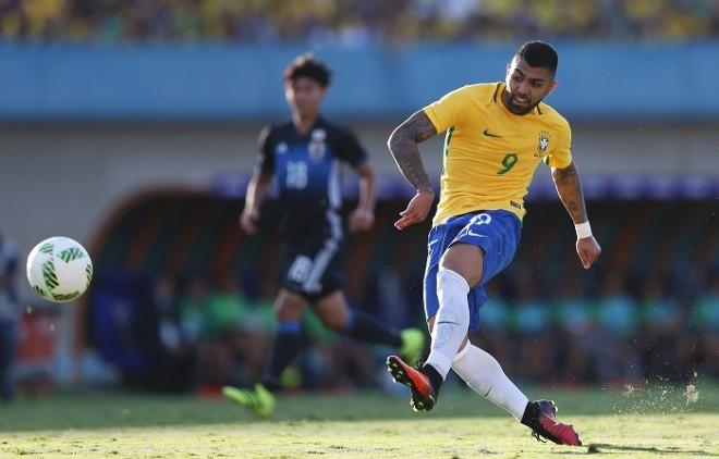 Gabriel Barbosa Brazil