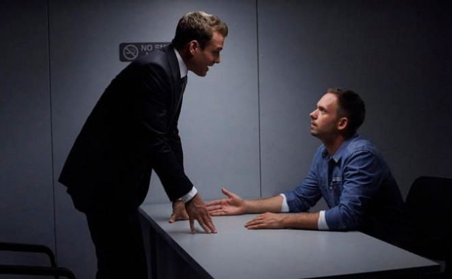 """Harvey and Mike from """"Suits"""""""