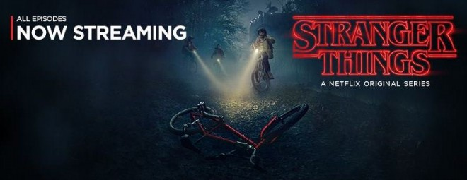 Stranger Things is one of the most popular shows on Netflix