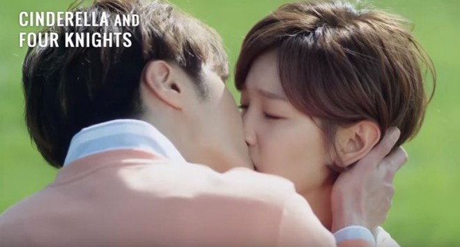 Ji woon and Ha won