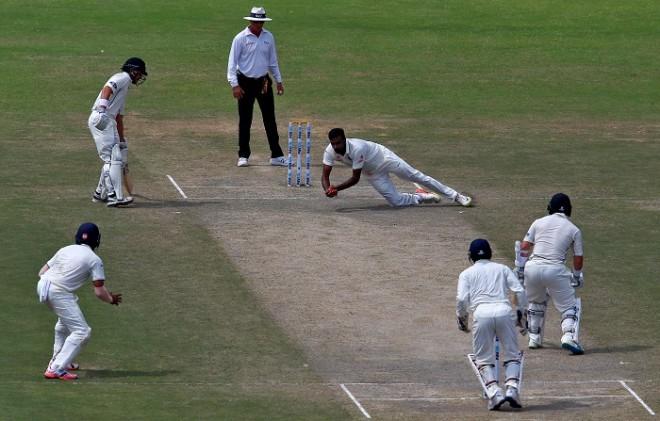 R Ashwin India New Zealand pitch