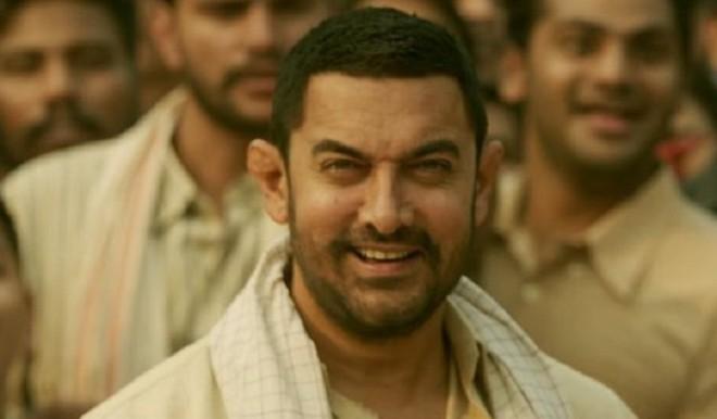 Aamir Khan in Dangal