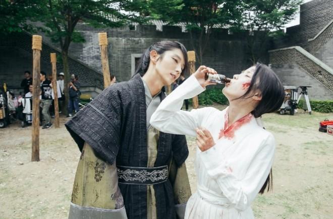 Moon Lovers Scarlet Heart Ryeo season 2: Nam Joo Hyuk hints