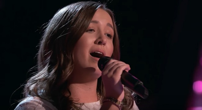 Lauryn Judd on The Voice Season 12