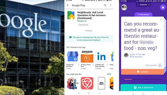 Google's Neighbourly app comes to Bengaluru