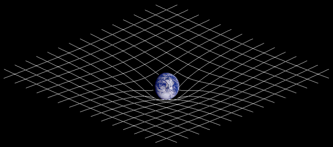Space-time wrap