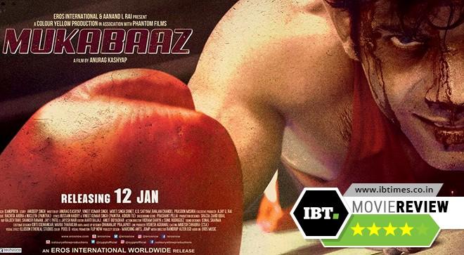 Mukkabaaz Review