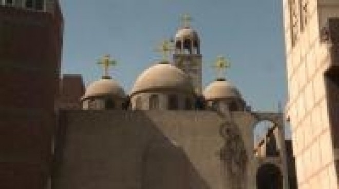 Egypt Christians in shock and in mourning after church attack