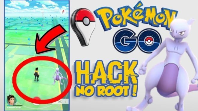 Pokemon GO++ GPS aka location hack 1 33 4/0 63 4 for iOS and Android
