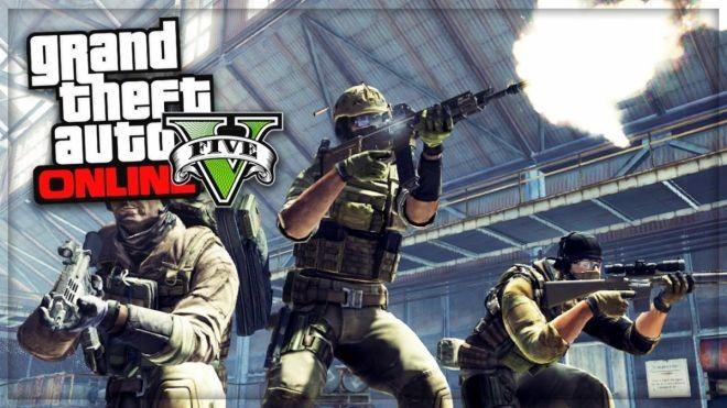 GTA 5 Online: Gun Running DLC