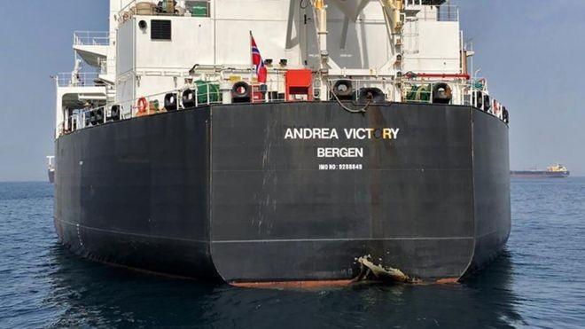 UAE-led probe blames a 'state actor' for Fujairah oil tanker attacks