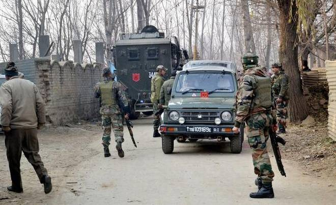 Sopore encounter
