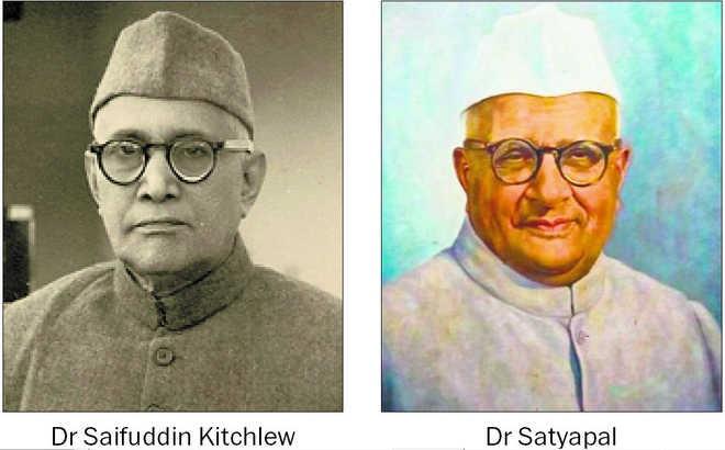 Dr Satya pal