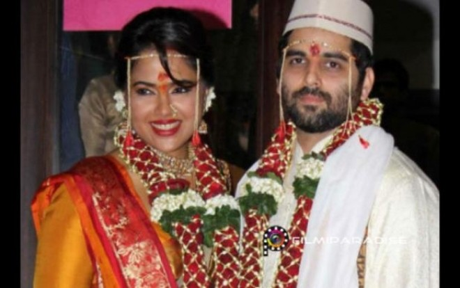 Sameera Reddy Marriage