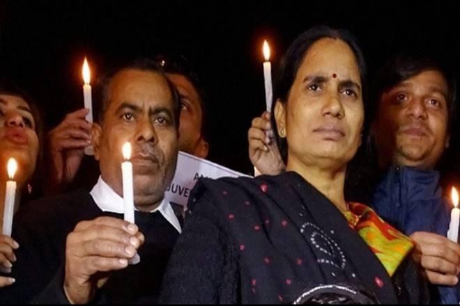 Asha Devi Nirbhaya's mom