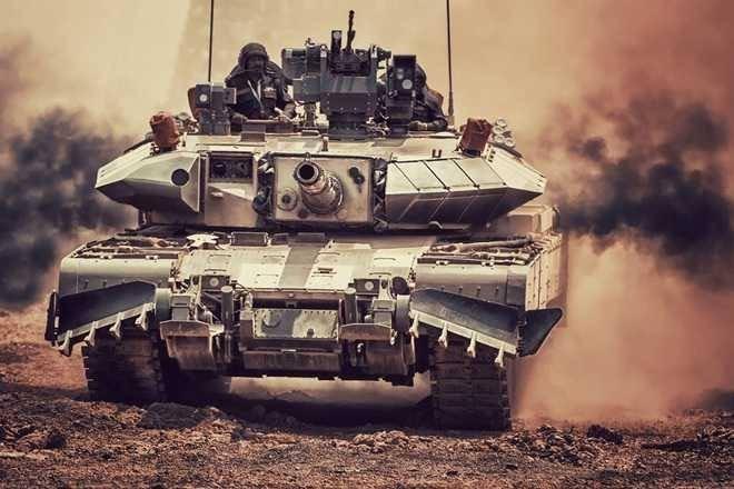 Arjun Mk 1A