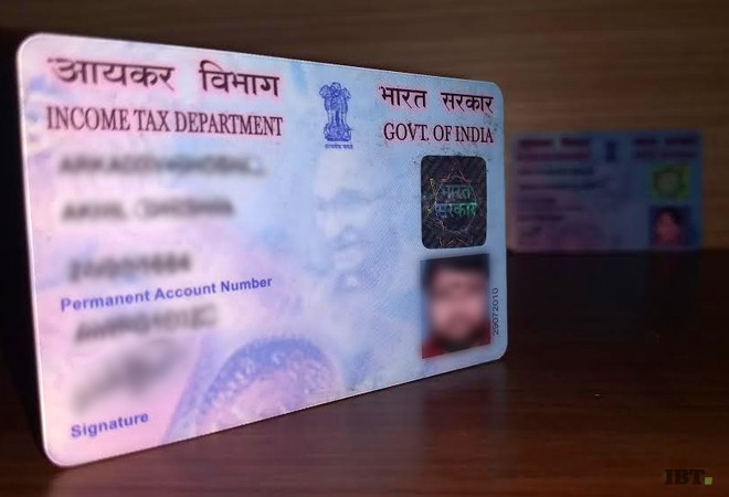 PAN card, PAN Aadhaar link