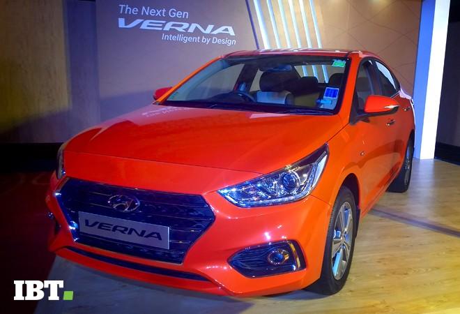 2017 Hyundai Verna, 2017 Hyundai Verna India, 2017 Hyundai Verna price
