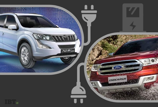 Mahindra Group and Ford Motor, Mahindra Ford JV
