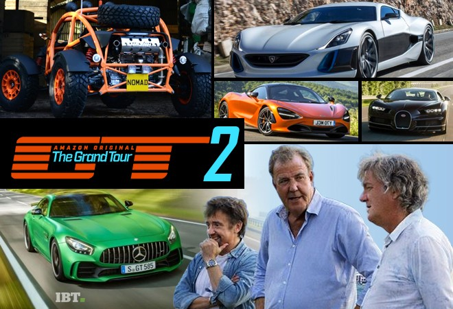 The Grand Tour Season 2 Top 7 Reasons Why Petrolheads Should Glue