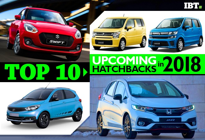 Upcoming hatchbacks in 2018