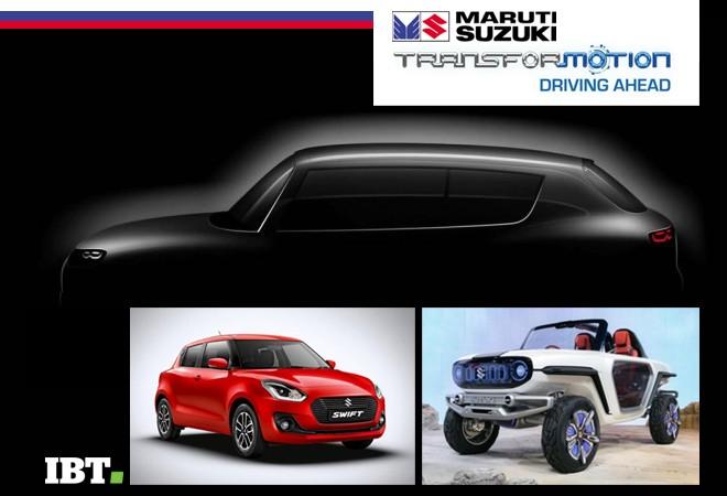 Maruti Suzuki at Auto Expo 2018